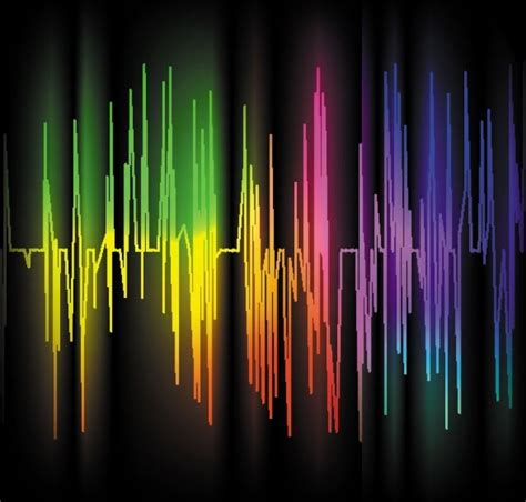 vector vibrant color  vector