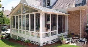 sunroom decor ideas build sunroom three season mini