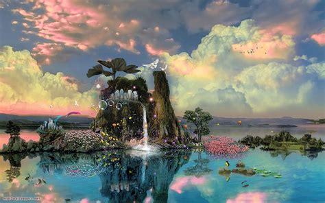 fantasy nature wallpapers hd wallpapersafari