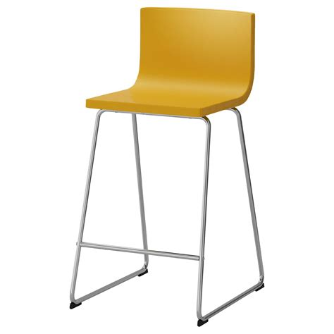 Stools At Ikea Ikea Bernhard Bar Stool With Backrest You Sit