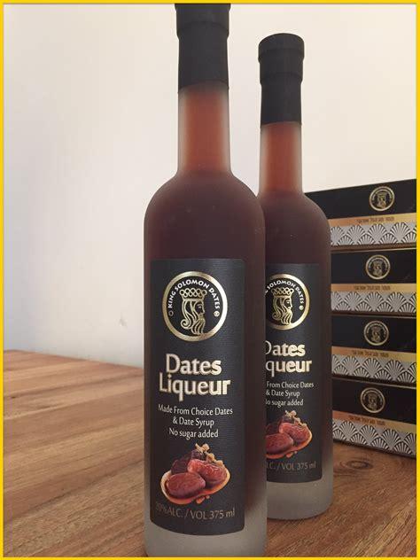 Hadiklaim - King Solomon Dates Liqueur member to the ...