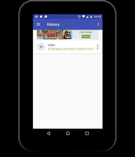 nowvideo mobile streamcloud apk free