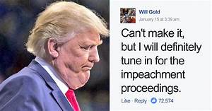 Donald Trump Is Asking People To Come To His Inauguration ...