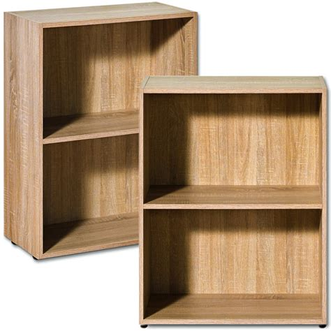 Small Shelf Bookcase by Oak Bookcase Shelf Wooden Shelves Bookshelf 77cm Shelving