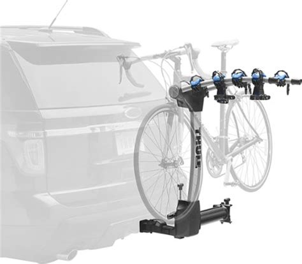 rei thule bike rack thule apex swing 4 bike hitch rack rei
