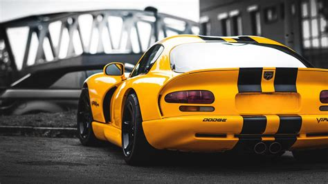 Dodge Viper 4k Ultrahd Wallpaper