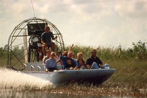 everglades fan boat rides things to do in miami for teens go city card