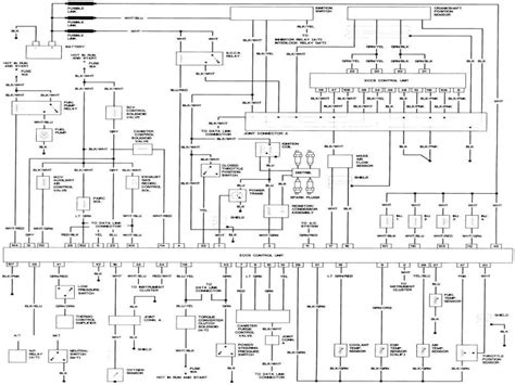 91 Nissan Wiring Diagram Light by 1995 Nissan Truck Starter Wiring Diagrams Wiring Forums