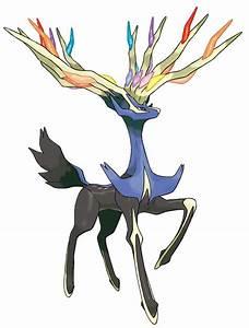Legendary Pokémon Types Announced: Fairy-Type Xerneas And ...