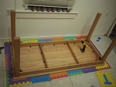 how to attach table top to legs 17 best images about diy board on pinterest queen anne