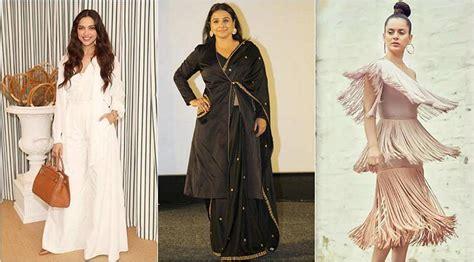 Deepika Padukone, Vidya Balan, Kangana Ranaut: Fashion ...