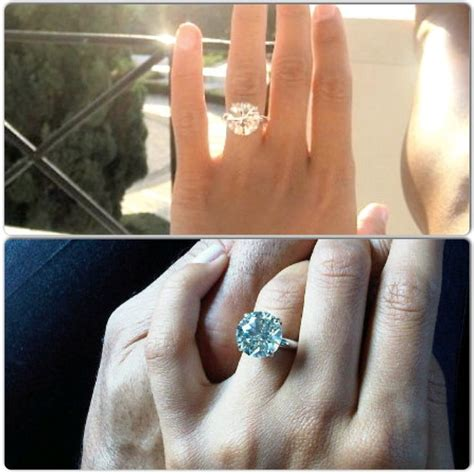 504 best images about celebrity engagement rings on