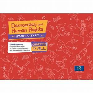 Charter On Education For Democratic Citizenship And Human Rights Education