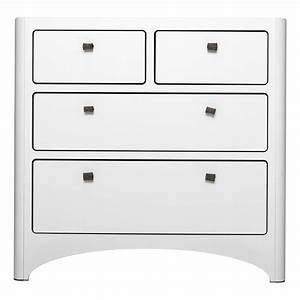 Commode 4 Tiroirs : commode 4 tiroirs blanc leander design b b enfant ~ Teatrodelosmanantiales.com Idées de Décoration