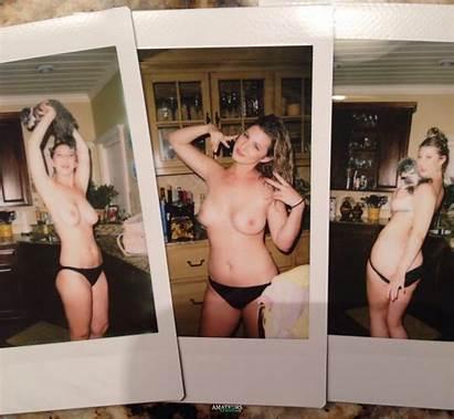 Girlfriend Naked Ex Busty Gf Amateur Polaroid