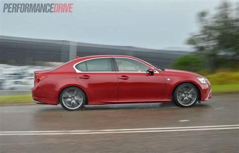 2018 Lexus Gs 350 F Sport Review Video Performancedrive