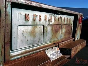 1967 International Harvester 1100A 1/2 ton truck 345 V8 ...