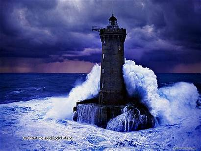 Lighthouse Storm Definition 1080p Wallpapers Outdoors Resolution