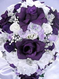 Purple Silver White – Roses and Dreams