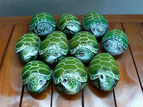 Pin By Gail Solitario On Crafts Turtle Painting Turtle