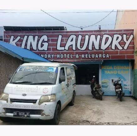 lowongan kerja sopir  king laundry banjarmasin