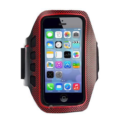 iphone running neoprene sports armband cover running for