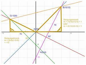 Seitenhalbierende Berechnen : h henschnittpunkt h henschnittpunkt h im dreieck abc mit a 0 0 b 12 12 und c 12 6 ~ Themetempest.com Abrechnung
