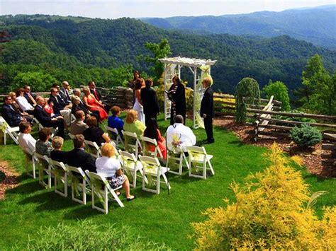blowing rock  boone nc mountain top weddings
