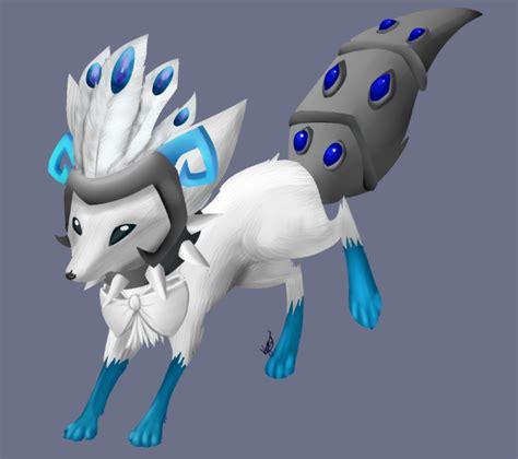 fox  animal jam   crystalball  deviantart