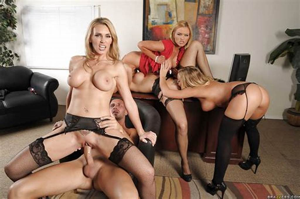 #Steaming #Hot #Office #Sluts #Have #A #Fervent #Groupsex #With #A