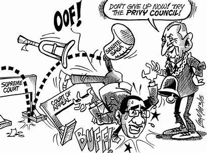Jamaica Cartoon Cartoons Sunday March Gleaner