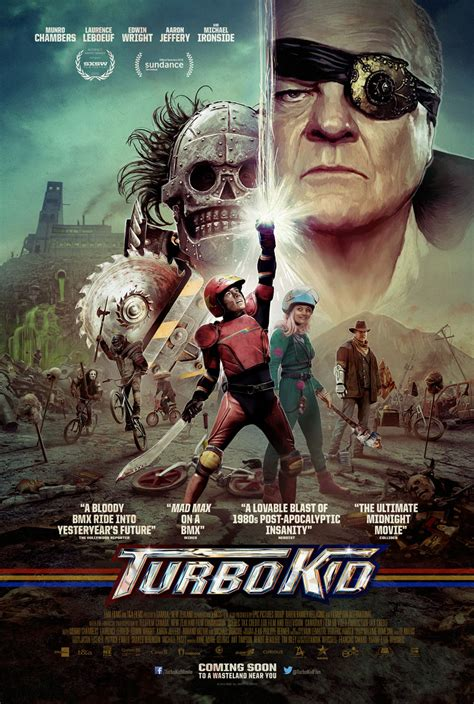 Turbo Kid Trailer, Poster and Release Date