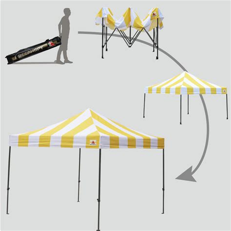 carnival ez pop  canopy instant shelter outdor party tent gazebo abccanopy