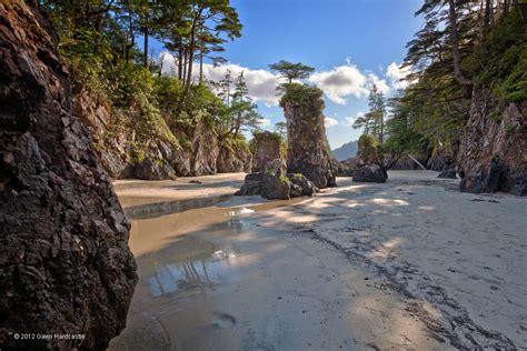 san josef bay cape scott marine park ahoy british columbia