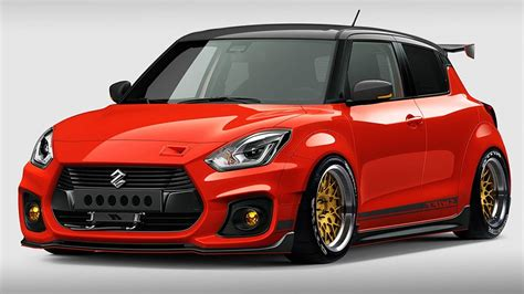 2018 Suzuki Swift Sport Widebody Youtube