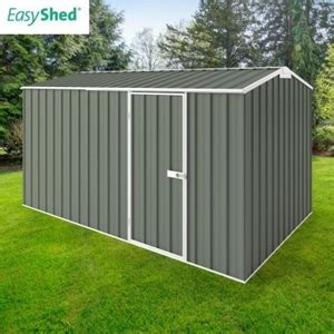 Colorbond Garden Sheds by Buy Easyshed Gable Roof Colorbond Garden Shed 3 X 2
