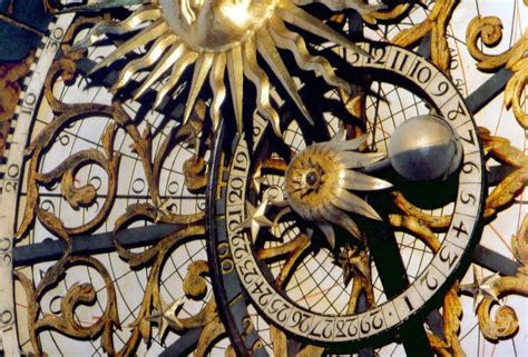ii description astronomical clock astronomy humanist culture