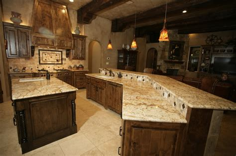 20 stylish kitchens that rock parade of homes rock wall ranch braunfels