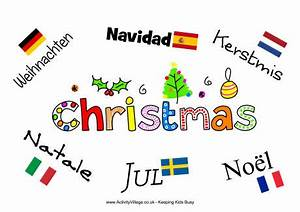 Christmas Around The World : christmas around the world poster ~ Buech-reservation.com Haus und Dekorationen