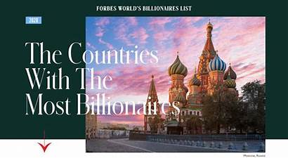 Billionaires Countries Forbes Getty Ponciano Jonathan