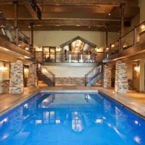 20 indoor pool design ideas home design interior for Interior design bedroom with pool