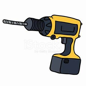 Drill Clipart Stock Vector - FreeImages.com