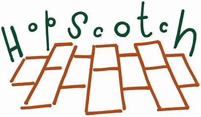 Clipart Hopscotch Clip Cliparts Library