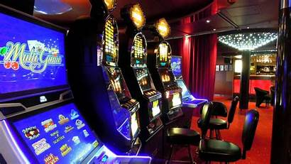 Arcade 4k Machines Addiction Slot Casino Wallpapers