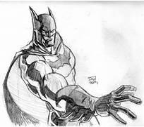 Batman Sketch Batman p...