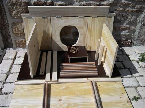 kit toilette s 232 che sur mesure pour cabane existante ou votre wc d int 233 rieur toilettes seches