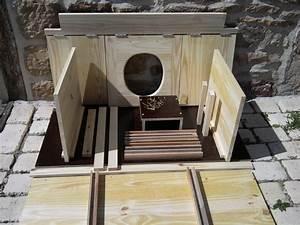 Plan De Toilette Bois : kit toilette seche toilettes s ches vente de kit ~ Dailycaller-alerts.com Idées de Décoration