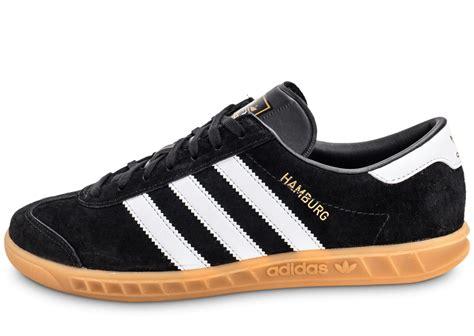 Adidas Hamburg adidas hamburg noir cuir