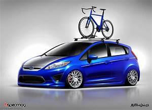 Ford Taurus  Fiesta Joining 2012 Sema Lineup  U00bb Autoguide