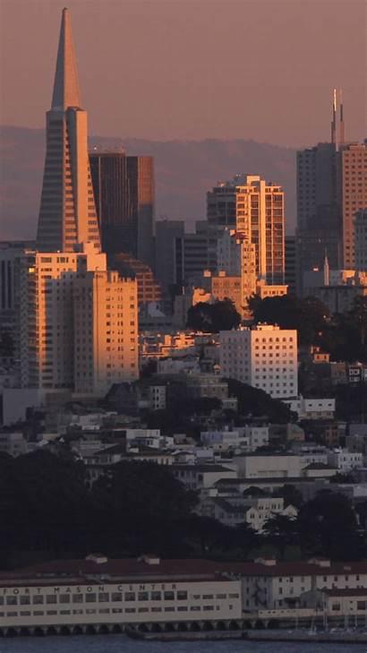 Francisco San Vertical Bridge Usa Cities 1080